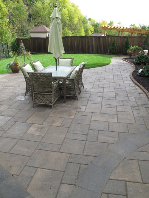 Good looking Interlock Patio Design Ideas - Patio Design #196