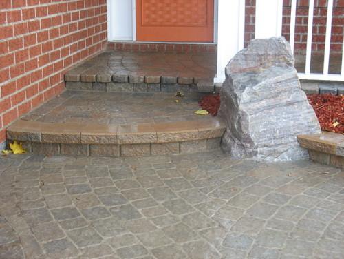 interlock patio in ottawa