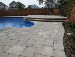 Poolscaping in Ottawa